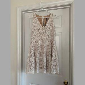 BCBG Maxazria lace dress